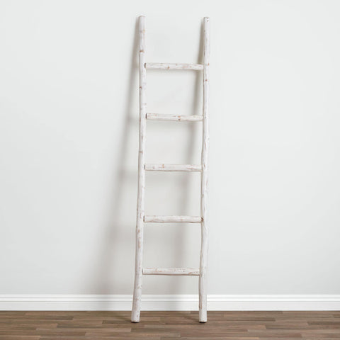 Eucalyptus Ladder Decor