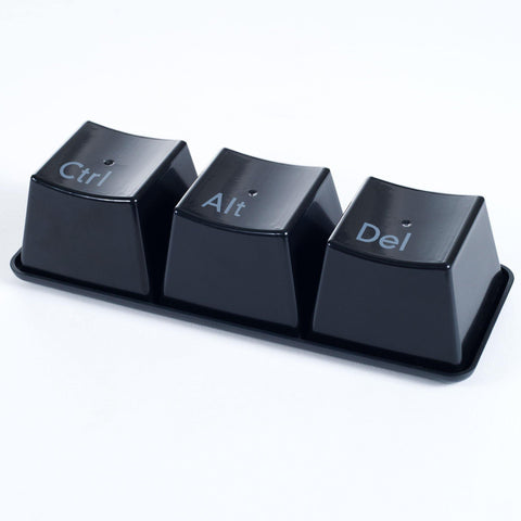 Ctrl Alt Delete Hot and Cold Cup Set