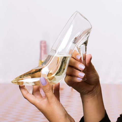Stiletto Champagne Glass - It's Okay To Be Weird