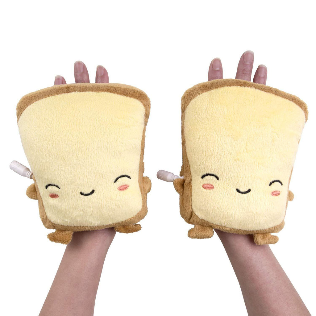 Toast USB Hand Warmers - It's Okay To Be Weird