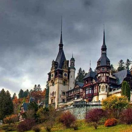 Dracula's Castle - It's Okay To Be Weird