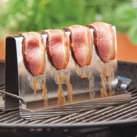 Bacon Grilling Rack - It's Okay To Be Weird