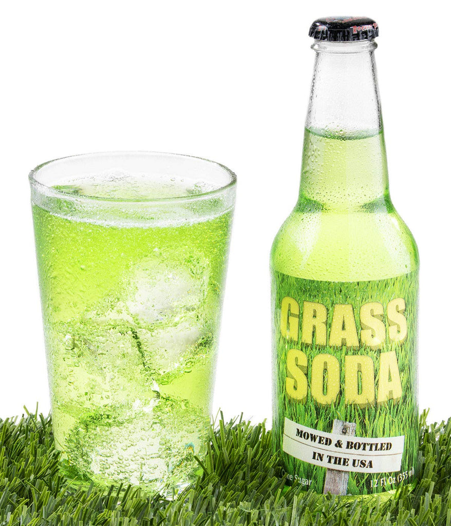 Grass Soda - It's Okay To Be Weird