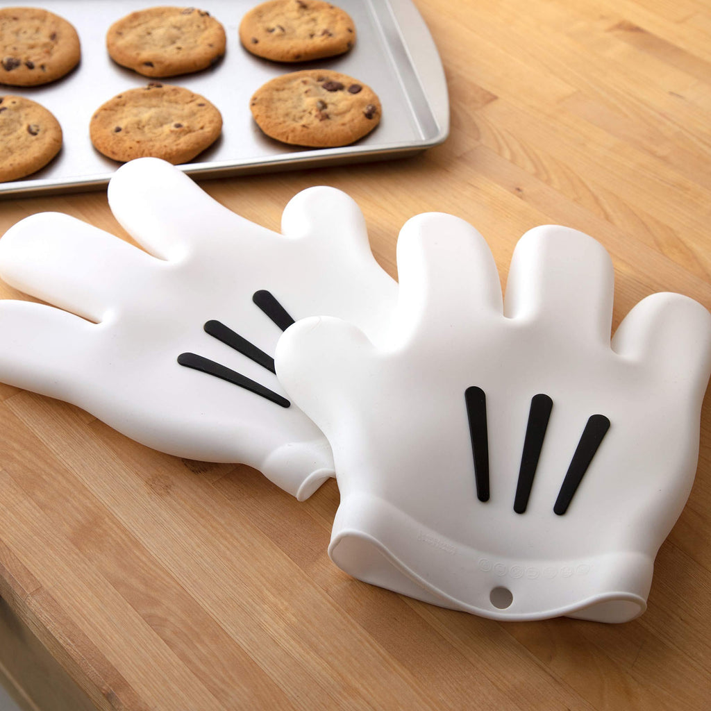 Mickey Mouse Oven Gloves - It's Okay To Be Weird