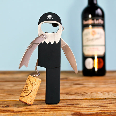 Legless Pirate Bottle Opener