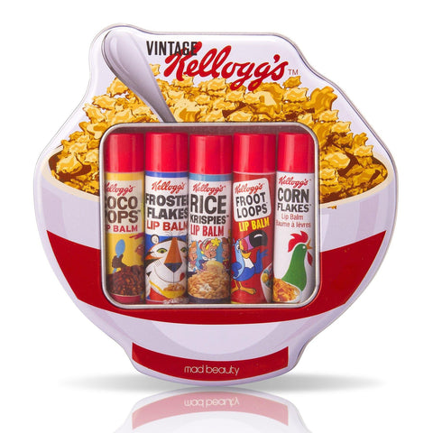 Kellogg's Lip Balms - It's Okay To Be Weird