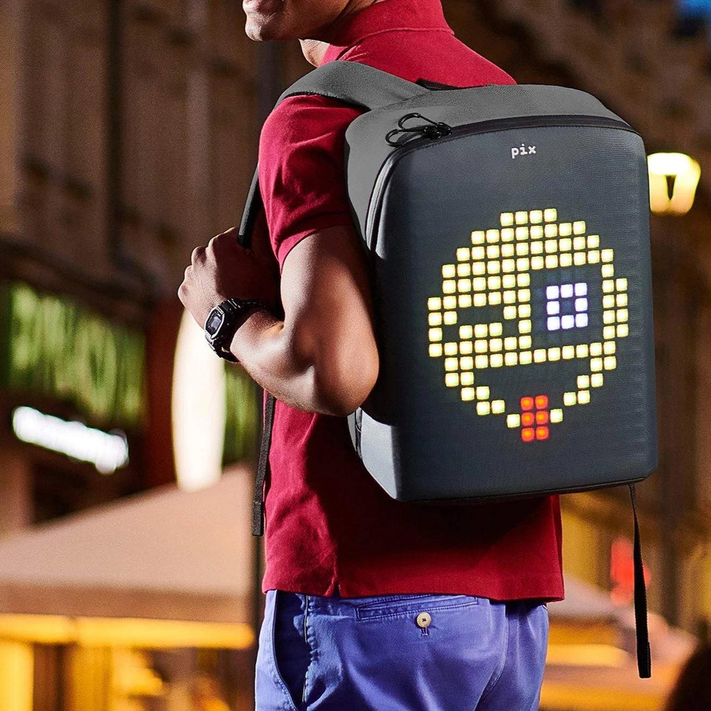 Digital Customizable Backpack - It's Okay To Be Weird