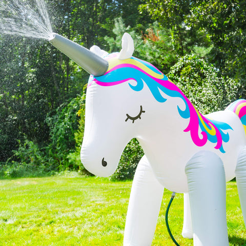 Magical Unicorn Yard Sprinkler