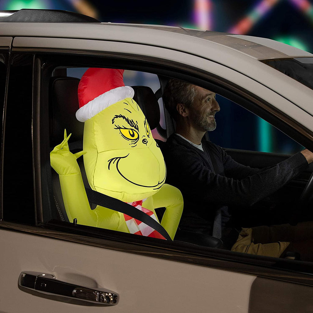 Car Buddy Grinch