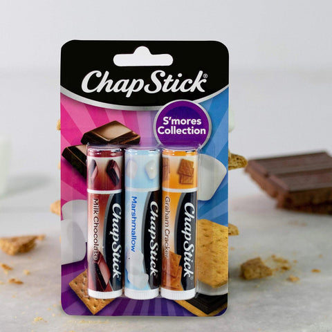 Chapstick S'Mores Collection