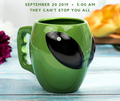 Area 51 Alien Coffee Mug