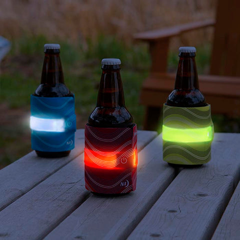 LED Drink Wrap - It's Okay To Be Weird