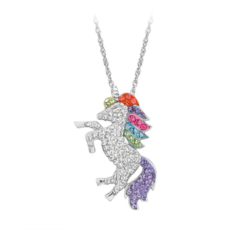 Unicorn Pendant - It's Okay To Be Weird