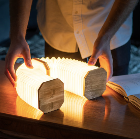 Smart Accordion Lamp - It's Okay To Be Weird