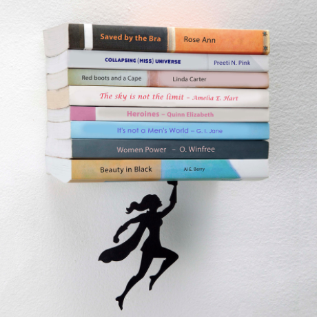 Whimsical Bookends & Housewares