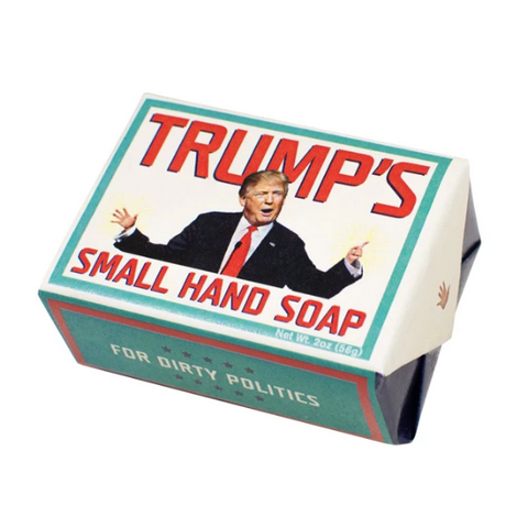 Trump's Small Hand Soap - It's Okay To Be Weird