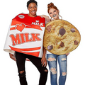 Milk and Cookies Couples Halloween Costume