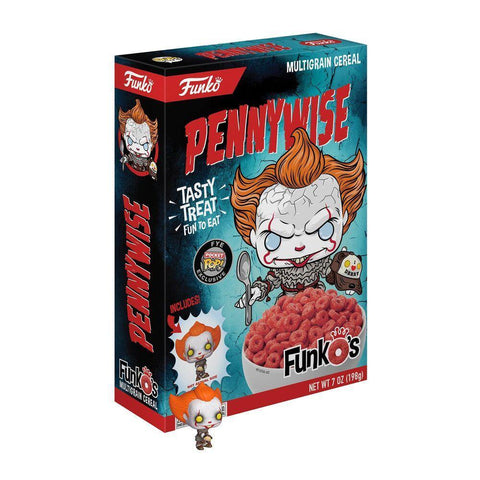 IT Pennywise Cereal
