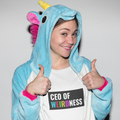 Ceo Of Weirdness Unisex T-Shirt