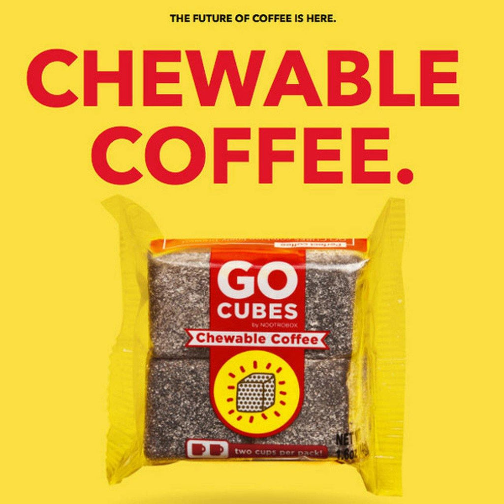 Chewable Coffee - It's Okay To Be Weird