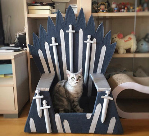 Game Of Thrones Pet Throne