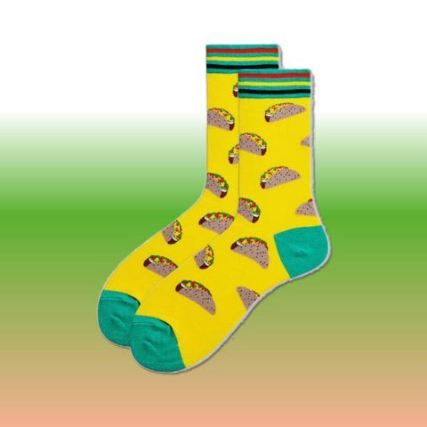 Taco Socks - It's Okay To Be Weird