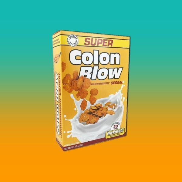 Super Colon Blow - It's Okay To Be Weird