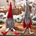Gnome Wine Bottle Covers