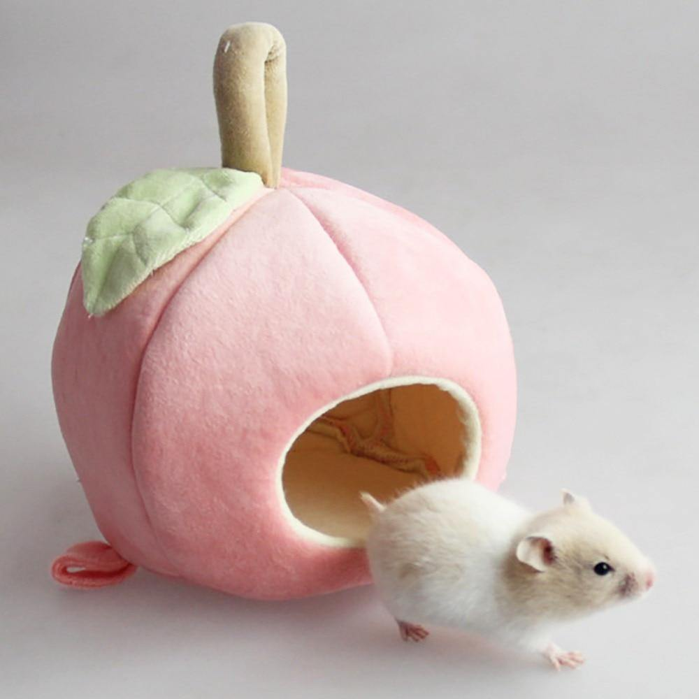 Small Pet Apple House - It's Okay To Be Weird