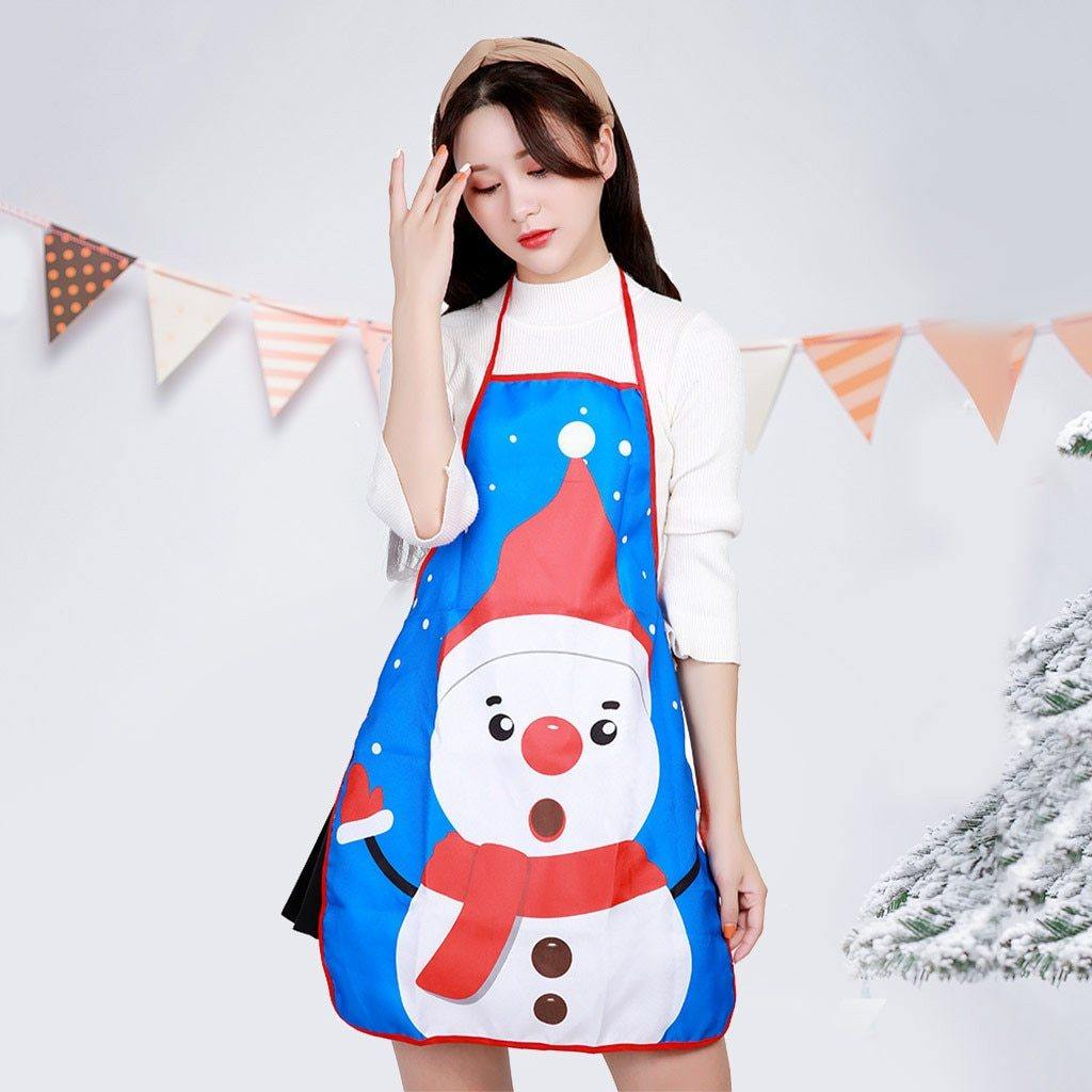 Christmas Apron - It's Okay To Be Weird