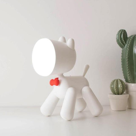 Puppy Led Night Lamp - It's Okay To Be Weird