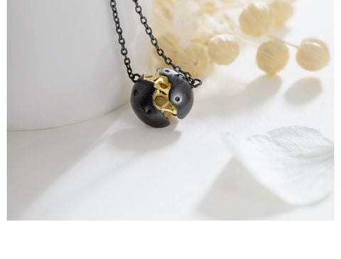 Lonely Planet Necklace