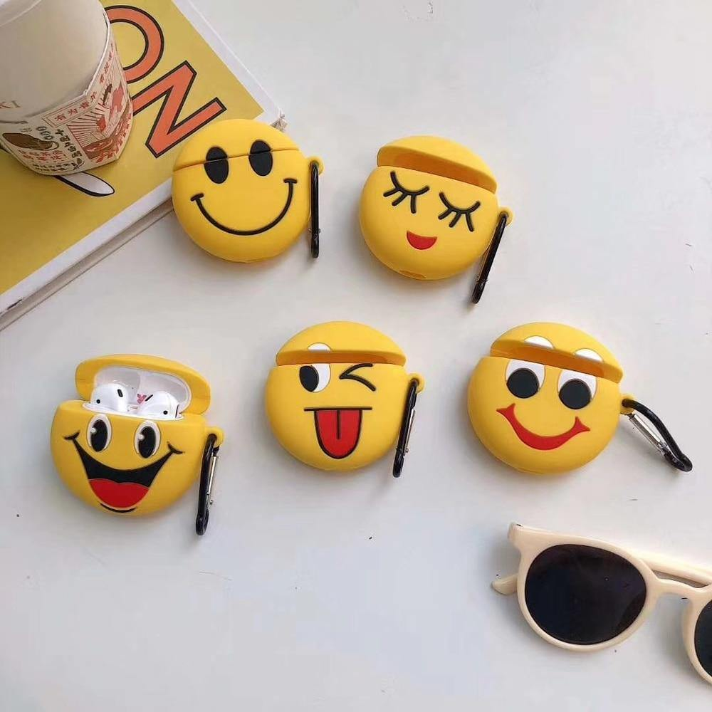 Emoji Airpods Case - It's Okay To Be Weird