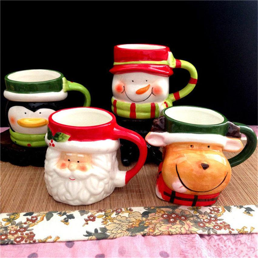 Christmas Coffee Mugs