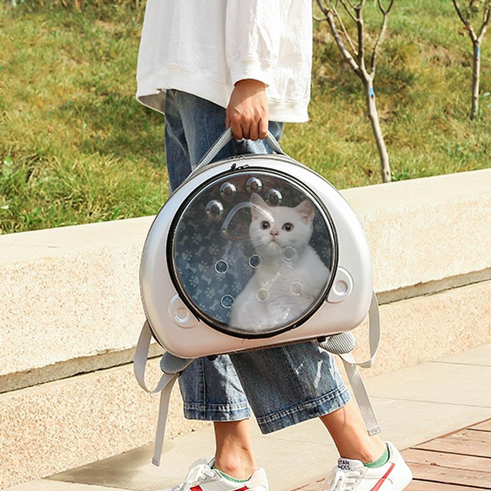 Pet Carrier Bag - It's Okay To Be Weird
