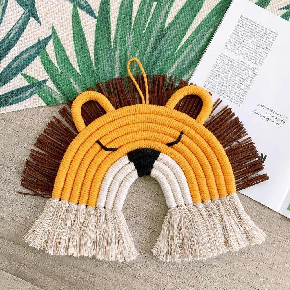 Handmade Animal Hanging Decoration