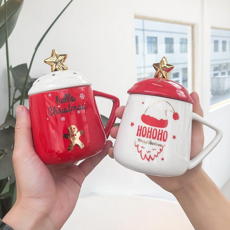 Holiday Cheer Mugs