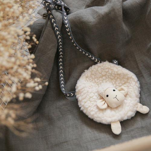 Sheep Mini Purse