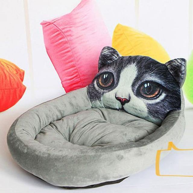 Cuddle Up Pet Sleeping Bed