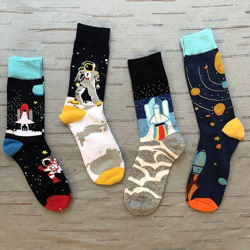 Space Socks - It's Okay To Be Weird