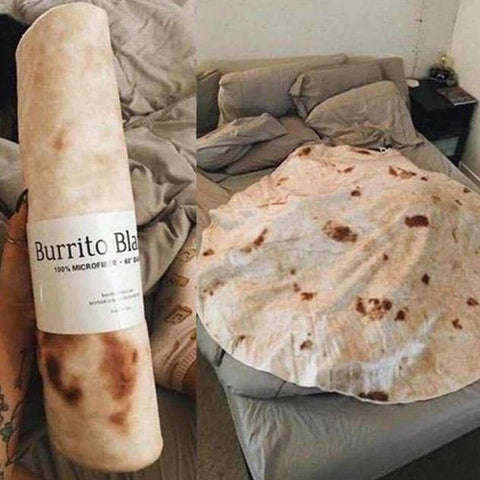 Burrito Blankets - It's Okay To Be Weird