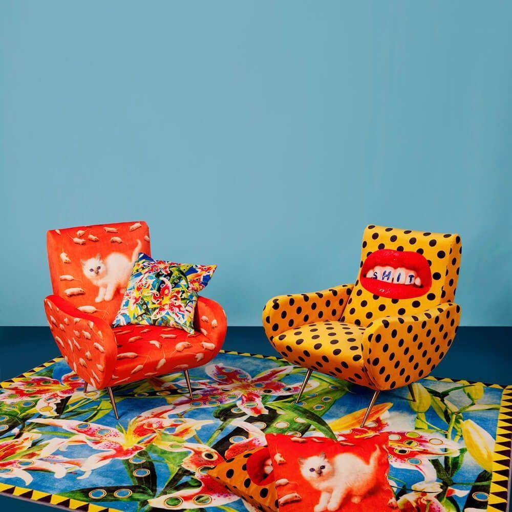 Seletti Armchair - It's Okay To Be Weird
