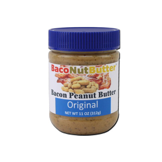 Bacon Peanut Butter - It's Okay To Be Weird