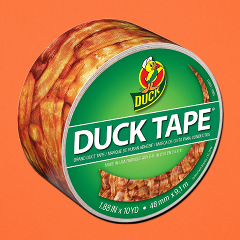 Crispy Bacon Duct Tape