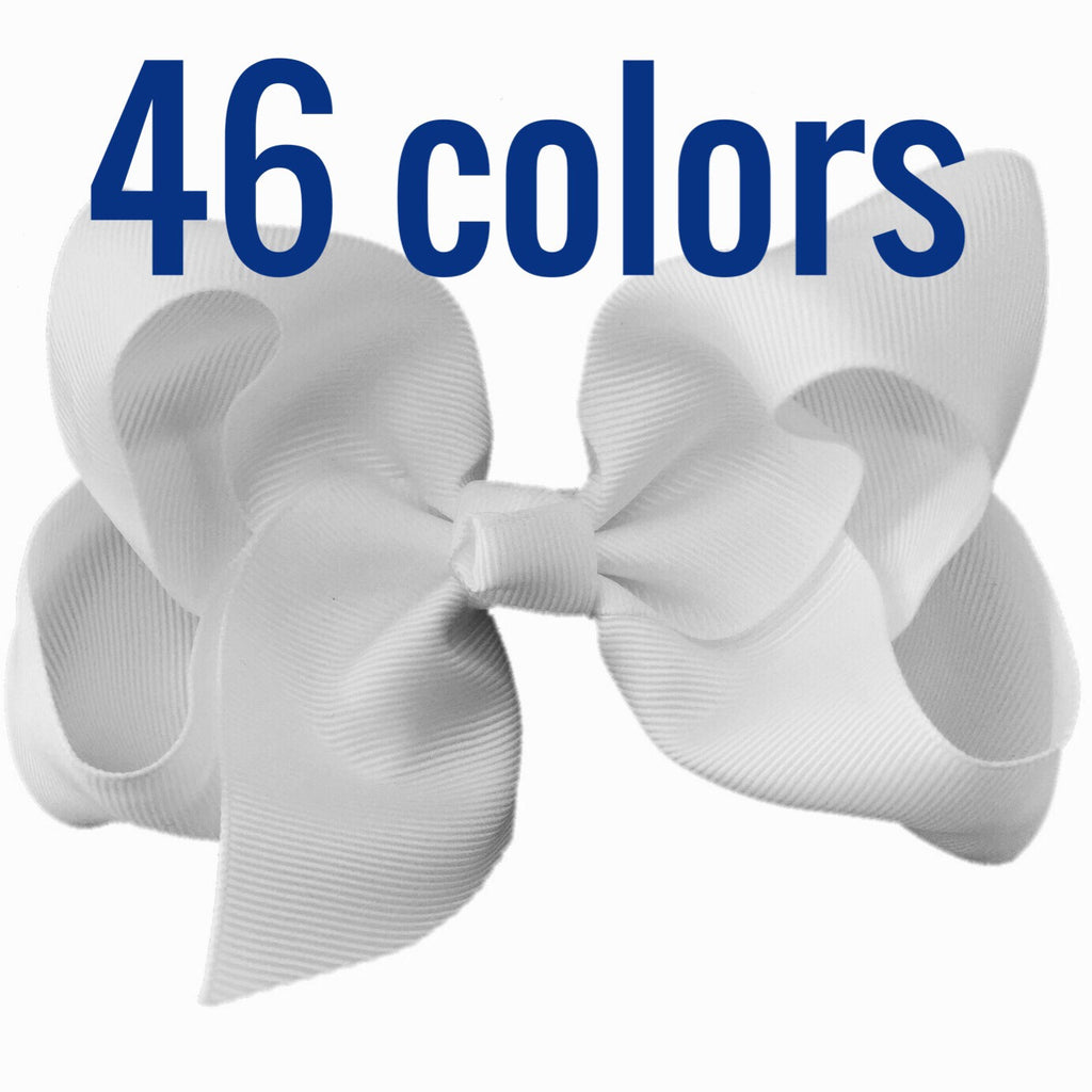 Jumbo & Large Bows By Color