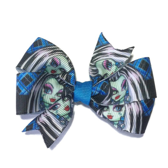 Medium Monster High Hair Bow - Cutie Bowtutie