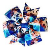 Frozen Hair Bow Medium - All Characters - Cutie Bowtutie