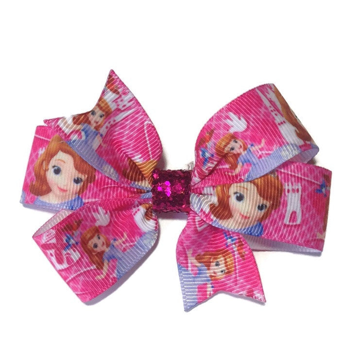 Medium Sophia The First Hair Bow - Cutie Bowtutie