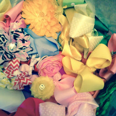 10 Bow Grab Bag ($20 Value) - Cutie Bowtutie
