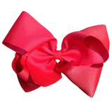 Large Bow - Hot Pink - Cutie Bowtutie